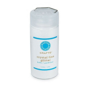 Martha Stewart Crafts Fine Glitter, Crystal, 140mls