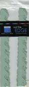 Bazzill Just The Edge 2 303006 Aqua Cardstock