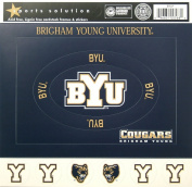 Sports Solution BYU Cougars Cardstock Frame