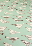 Birds Rolled Gift Wrap