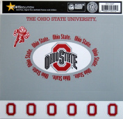 Sports Solution Ohio State Buckeyes Cardstock Frame