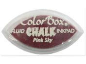 ColorBox Chalk Cat's Eye Ink Pads, Pink Sky