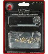 Leather Factory Easy-To-Do Series 0.5cm Eyelets-