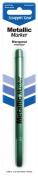 Scrappin-Gear Permanent Metallic Marker, Green, 1.2mm
