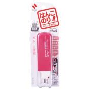 Nichiban Tepe Stamp Glue-Pink
