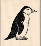Penguin Rubber Stamp - 2.5cm - 1.9cm x 5.1cm