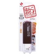 Nichiban Tepe Stamp Glue-Brown
