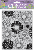 Hero Arts Cling Stamps 11cm x 15cm -Everything Flowers