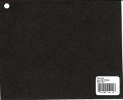 BLACK PEARL - Pearl Metallic Foil Mulberry Paper