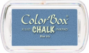 ColorBox Chalk Mini Ink Pad, Blue Iris
