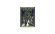 Green Man Decorative Sticker Decal By Peter Pracownik