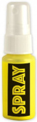 Neon Yellow Ink Spray