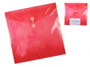 Forever In Time Organiser Storage Envelope with String Closure, 33cm x 33cm