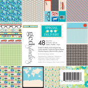 GCD Studios Special Delivery by Heidi Sonboul Paper Pad, 48 Sheets