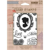True Love Stamp Set // Hero Arts