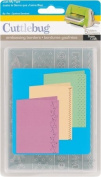 Provo Craft 37-1170 Cuttlebug Embossing Folder Border Set 5/Pkg