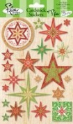 Star Bright Cardstock Stickers