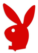 Bunny w/Tie Tanning Stickers 200 Pack