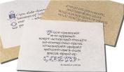 Inovart Calligraphy Parchment Paper White 23cm x 30cm