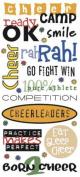 EK Success - Phrase Café - Born to Cheer