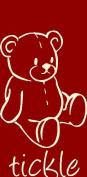 Lasting Impressions Brass Stencil - Tickle Bear