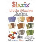 Little Sizzles Paper Pad - Earth Tones