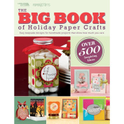 Leisure Arts Big Book Of Holiday Paper Crafts