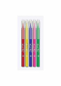 Ecstasy Crafts Dufex Markers Set Of 5 Red,Yellow, Pink, Blue Green