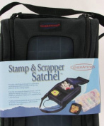 Generations 8x 12Inch x 10cm Portable Stamp & Scrapper Satchel
