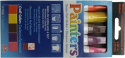 CRAFT colours 5pc Opaque Paint Marker Set Medium Tip