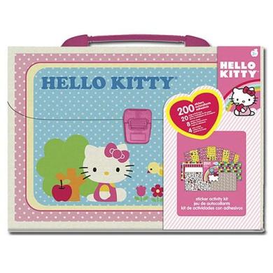 Sandylion Hello Kitty My Sticker Activity Kit