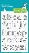 Lawn Fawn Clear Stamps 10cm x 15cm -Quinn's ABCs