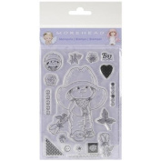 Morehead Clear Stamp Set-Boy