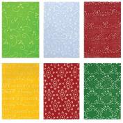 Sizzix Texturz Texture Plates-Kit #10