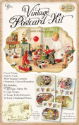 Crafty Secrets Heartwarming Vintage Postcard Kit, Staory Time