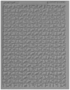 Lisa Pavelka 527095 Texture Stamp Basketweave