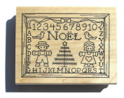 Nature's Blessings Fine Art Stamps, Holiday Sampler