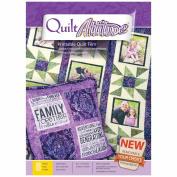 Craft Attitude 22cm x 28cm Sheets 8/Pkg-Quilt Attitude