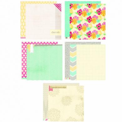 Elle's Studio Serendipity Paper Collection Pack, 30cm by 32cm