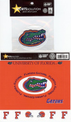 Sports Solution The University of Florida 11 Piece Custom Package of Officially Licenced Collegiate College Cardstock Frames, Die Cuts & Embroidered Patch