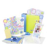 Super Deluxe Box Scrapbook Kit