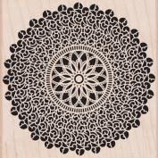 Hero Arts Woodblock Stamp, Starburst Lace