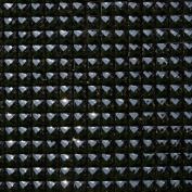 The Buckle Boutique Dazzling Diamond Self Adhesive Sticker Sheet, Black