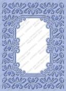 Provo Craft Cuttlebug Plus Embossing Folders, Brocade Window