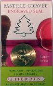 J Herbin Brass Seal Tree