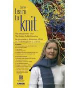 Caron Learn To Knit Kit LTK001