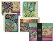 Karen Foster Design Boxed Notecards Mystique