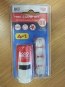 Cosco 2000 Plus Mini Stamp Kit - 4 Designs