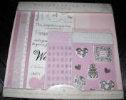 Wedding Inspirational 30cm x 30cm Scrapbook Kit