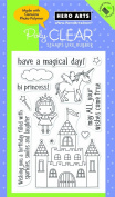 Hero Arts PolyClear Stamps Magical Castle